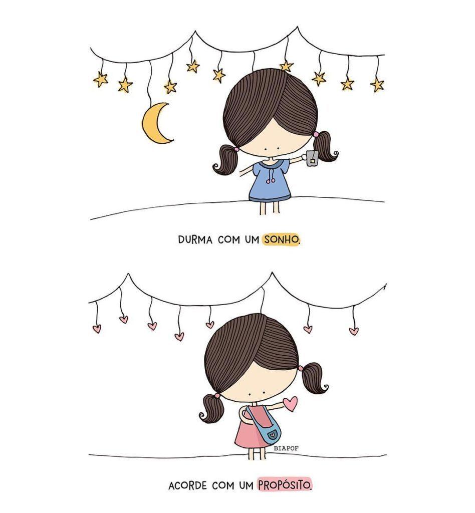 Durma com um sonho…