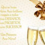 Um próspero ano novo e muito sucesso