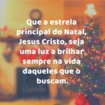 Mensagem de jesus Cristo, seja uma luz a brilhar sempre