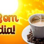 Mensagem de bom dia para compartilhar nas redes  sociais