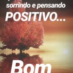 Mensagens para um dia positivo